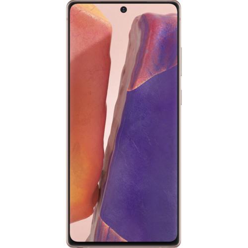 Смартфон Samsung Galaxy Note 20 256GB Mystic Bronze (SM-N980FZNGSER)