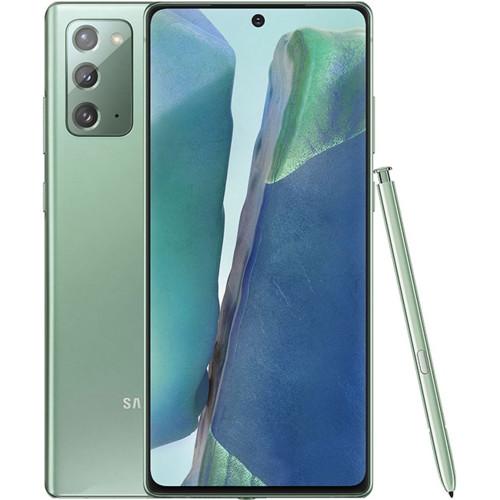 Смартфон Samsung Galaxy Note 20 256GB Mystic Green (SM-N980FZGGSER)