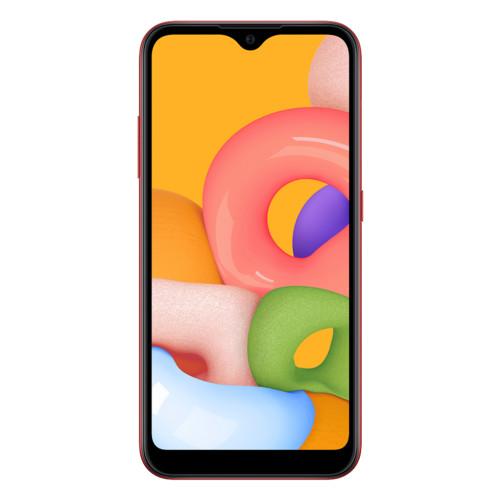 Смартфон Samsung Galaxy M01 32GB Red (SM-M015FZRDSER)