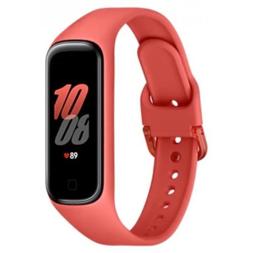 Samsung Фитнес браслет Galaxy Fit2 (SM-R220NZRACIS red)