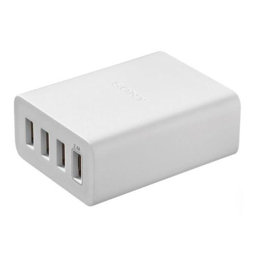 Зарядка Sony Зарядное устройство SAFE CHARGE CP-AD2M4W,4 порта,6А (1259282)