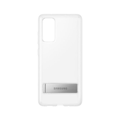 Аксессуары для смартфона Samsung Чехол для Galaxy S20 FE Clear Standing Cover transparent (EF-JG780CTEGRU)