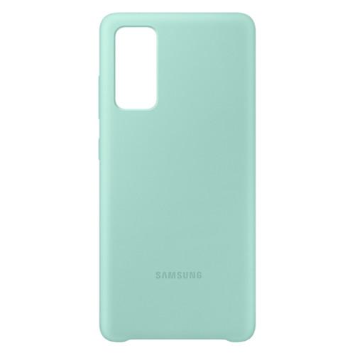 Аксессуары для смартфона Samsung Чехол для Galaxy S20 FE Silicone Cover Mint (EF-PG780TMEGRU)