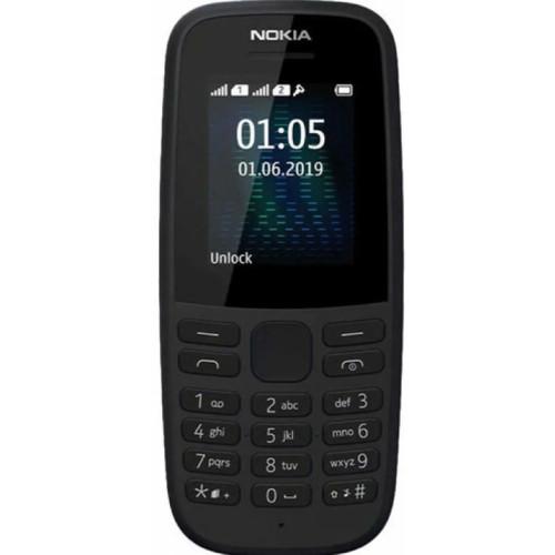 Мобильный телефон Nokia 105 Черный (TA-1174Black)