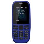 Мобильный телефон Nokia 105 Синий