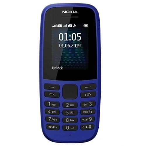 Мобильный телефон Nokia 105 Синий (TA-1174)
