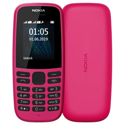Мобильный телефон Nokia 105 Розовый (TA-1174pink)