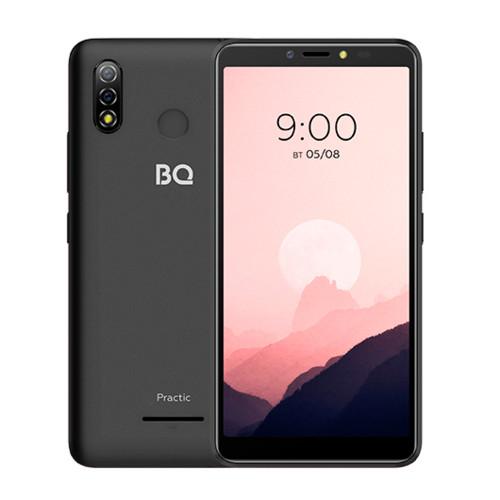 Смартфон BQ 6030G Practic - Black (BQ-6030G Practic Черный)