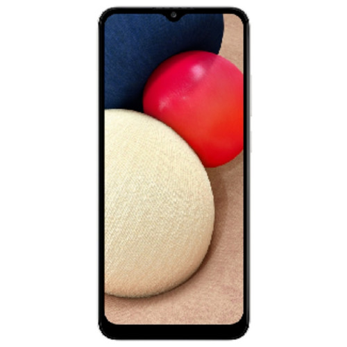 Смартфон Samsung Galaxy A02s, White (SM-A025FZWESKZ)
