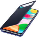 Аксессуары для смартфона Samsung Galaxy A41 S View Wallet Cover black