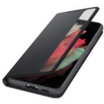 Аксессуары для смартфона Samsung Galaxy S21 Ultra Smart Clear View Cover