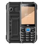 Мобильный телефон BQ 2824 Tank T Black