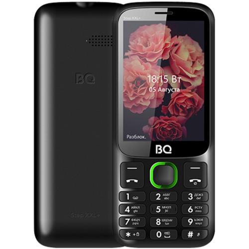 Мобильный телефон BQ 3590 Step XXL+ Black+Green (BQ 3590 Step XXL+ Black+G)