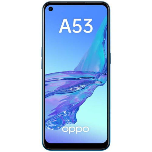 Смартфон Oppo A53 64GB Fancy Blue (A53 64GB Fancy Blue (CPH2127))