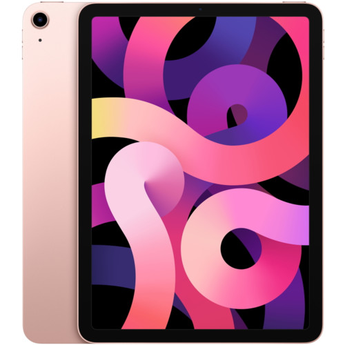 Планшет Apple 10.9-inch iPad Air Wi-Fi 64GB - Rose Gold, Model A2316 (MYFP2RK/A)