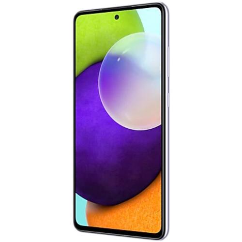 Смартфон Samsung Galaxy A52 128Gb Lavender (SM-A525FLVDSKZ)