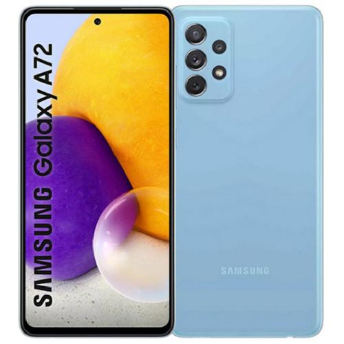 Смартфон Samsung Galaxy A72 256Gb, Blue (SM-A725FZBHSKZ)