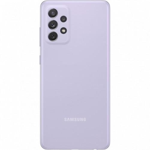 Смартфон Samsung Galaxy A72 256Gb 8Gb лаванда (SM-A725FLVHSER)