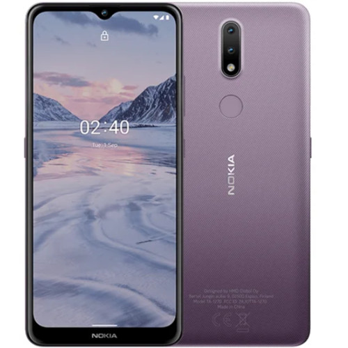 Смартфон Nokia 2.4 DS LTE Purple (1318902)