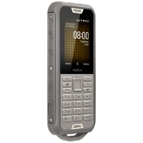 Мобильный телефон Nokia 800 DS Sand (1318909)