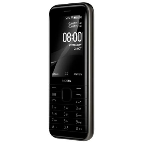 Мобильный телефон Nokia 8000 4G DS Black (1318911)