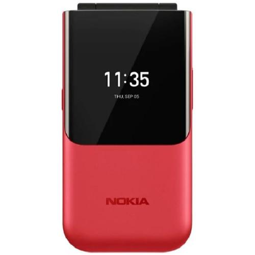 Мобильный телефон Nokia 2720 Flip DS Red (1318913)