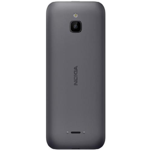 Мобильный телефон Nokia 6300 4G DS Charcoal (1318918)
