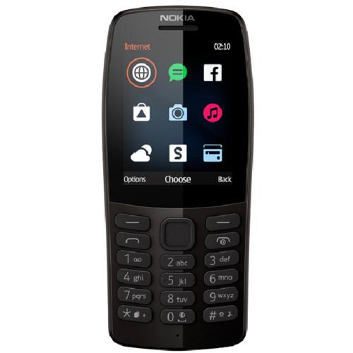 Мобильный телефон Nokia 210 DS Black (1318930)