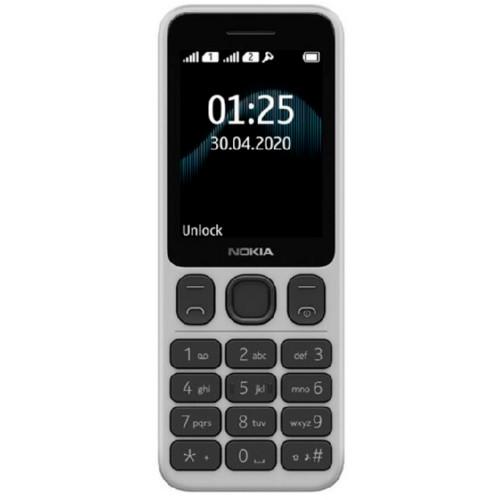 Мобильный телефон Nokia 125 DS White (1318939)
