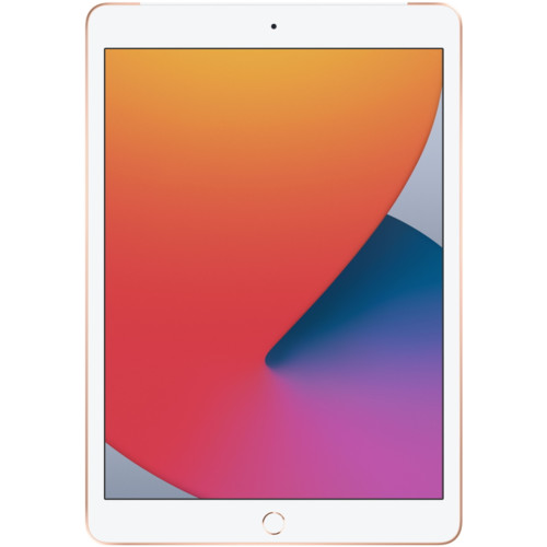 Планшет Apple 10.2-inch iPad Wi-Fi + Cellular 128GB - Gold, Model A2429 (MYMN2RK/A)