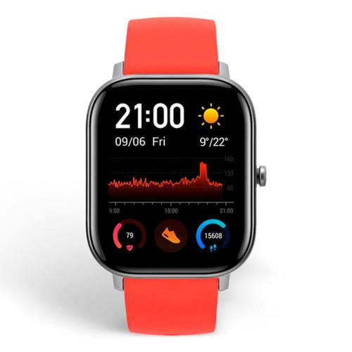 Xiaomi Amazfit GTS orange (Amazfit GTS orang)