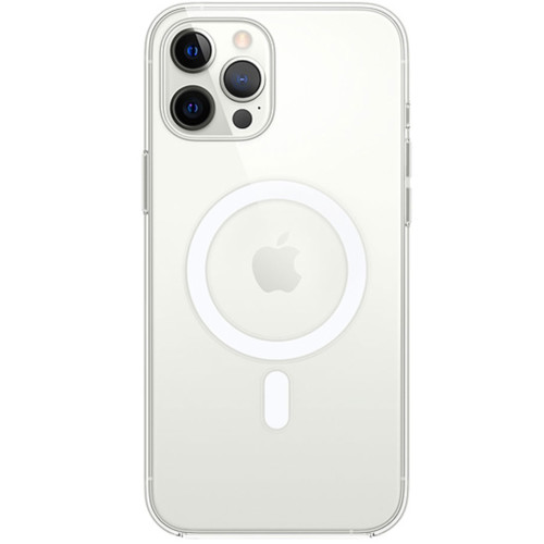 Аксессуары для смартфона Apple Чехол для iPhone 12 Pro Max Clear Case with MagSafe (MHLN3ZM/A)