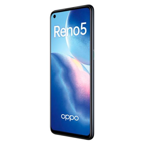 Смартфон Oppo Reno 5 Starry Black (Reno 5 Starry Black (CPH2159))