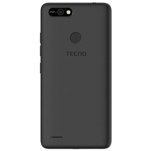 Смартфон TECNO POP 2F 1/16 Midnight Black (B1F-BLACK)