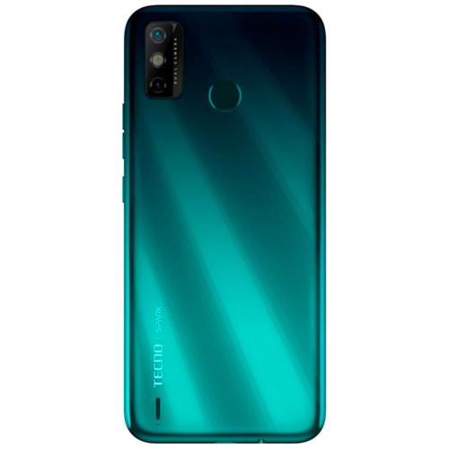 Смартфон TECNO Spark 6 GO 2/32 (KE5) Ice Jadeite (KE5-JADEITE)