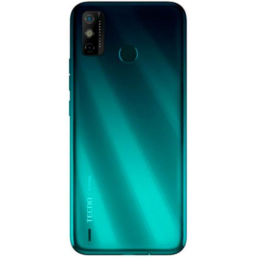 Смартфон TECNO Spark 6 GO 3/64 KE5j Ice Jadeite (KE5j-JADEITE)