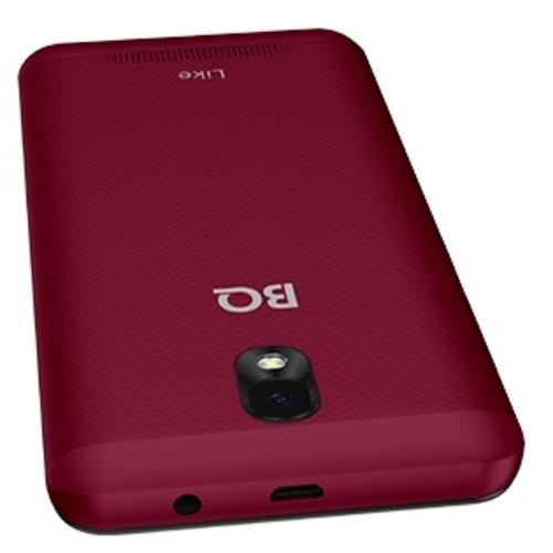 Смартфон BQ 5047L Like Red (BQ 5047L Like Red)