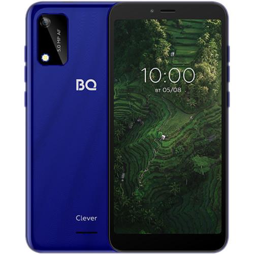 Смартфон BQ 5745L Clever Синий (BQ-5745L Clever Синий)