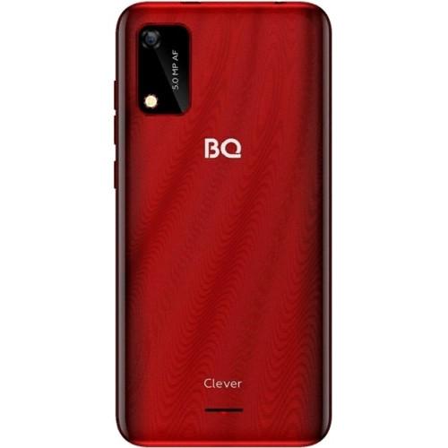 Смартфон BQ 5745L Clever Красный (BQ-5745L Clever Красный)