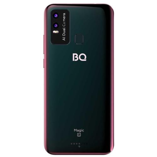 Смартфон BQ 6630L Magic L Wine Red (BQ 6630L Magic L Wine Red)