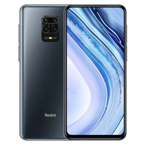 Смартфон Xiaomi Redmi Note 10S 6/128GB Onyx Gray (37988)