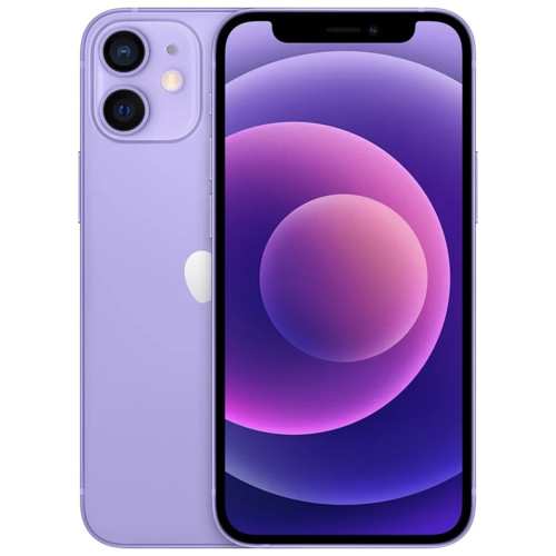 Смартфон Apple iPhone 12 mini 64GB Purple (MJQF3RM/A)