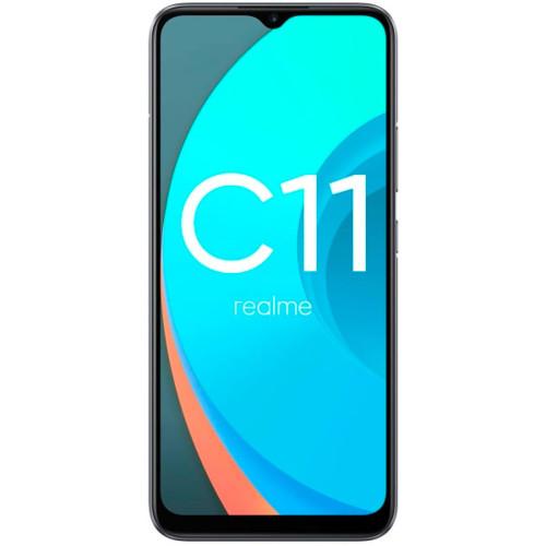 Смартфон REALME C11 2+32GB gray (RMX 3231gray)