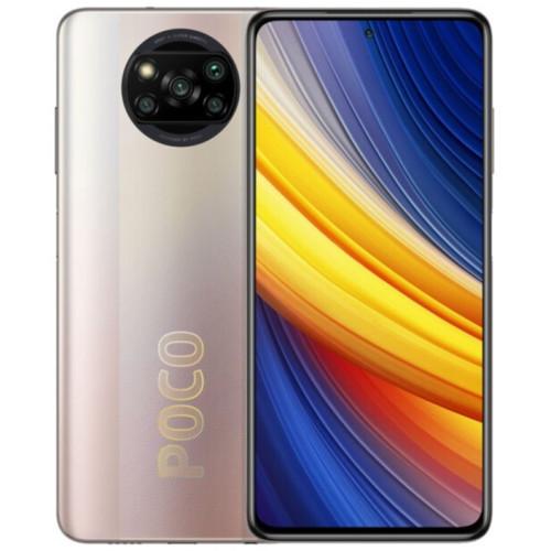 Смартфон Xiaomi Poco X3 Pro 6GB 128GB Metal Bronze (37708)