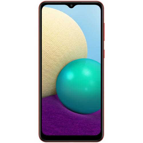 Смартфон Samsung Galaxy A02 Red D (SM-A022GZRBSKZ-D)
