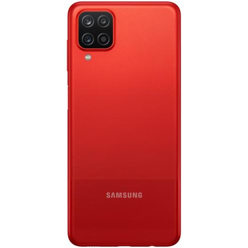 Смартфон Samsung Galaxy A12 4/64GB Red (new) (1335639)