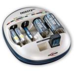 Ansmann Energy 8 Plus, for 6 AA/AAA