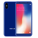 Смартфон Doogee X55, 16GB - Blue