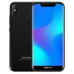 Смартфон Doogee X70, 16GB - Black