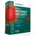 Антивирус Kaspersky Internet Security Multi-Device 2 devices 1 year